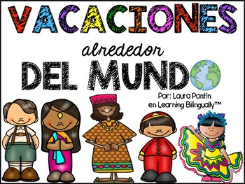 Around the World Unit in Spanish