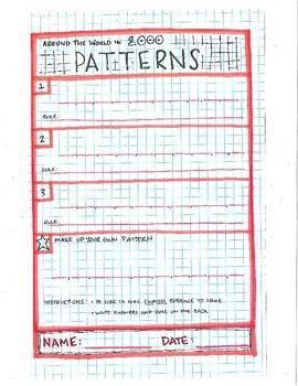 Around the World in 1000 Patterns