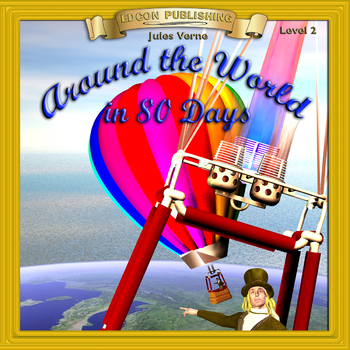 Around the World in 8 Days 10 Chapter Audiobook