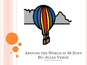 Around the World in 80 Days (Adapted Version)