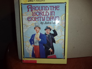 Around the World in 80 Days ISBN 0-590-43053-X