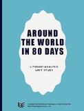Around the World in 80 Days Novel Unit Study