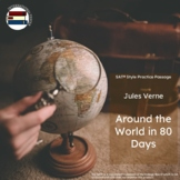 Around the World in 80 Days | SAT Style Reading Practice f