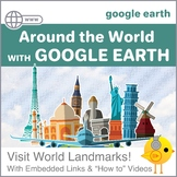 Around the World with Google Earth | Distance Learning