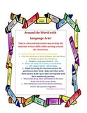 Around the World with Language Arts
