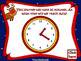 Around the World with Rudolph - Telling the Time