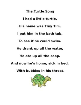 Turtle Song