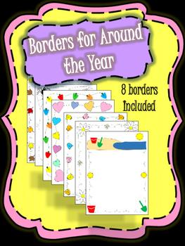 Around the Year Border