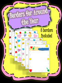 Around the Year Border