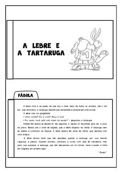Arquivos Interativos FÁBULAS