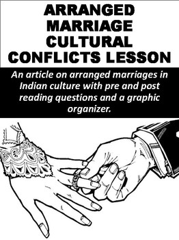 Arranged Marriages Cultural Conflicts Lesson