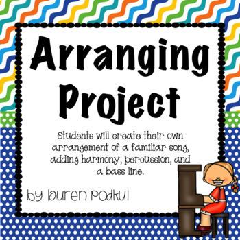 Arranging Project