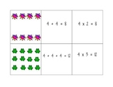Array Activities (Repeated Addition and Multiplication)