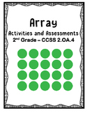 Array Activities and Assessments
