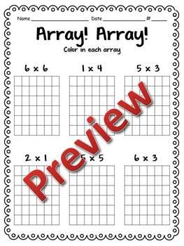 Array! Array!
