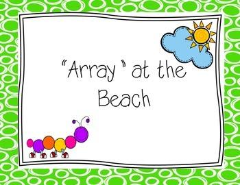 Array At the Beach