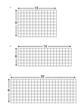 array break multiplication worksheet by mr readys class tpt. Black Bedroom Furniture Sets. Home Design Ideas