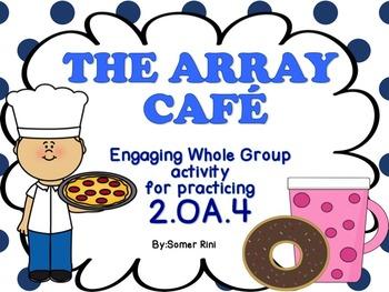 Array Cafe!