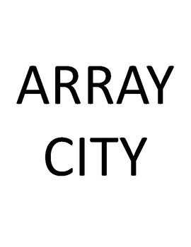 Array City