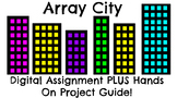 Array City Digital Assignment plus Hands On Project Guide