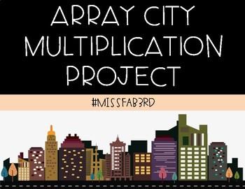 Array City Multiplication Project