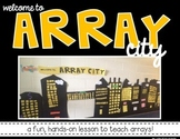 Array City (a multiplication project)