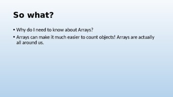 Array Fun
