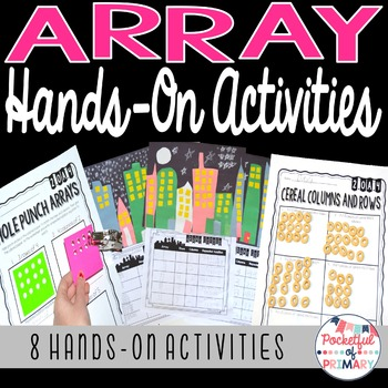 Array Hands-On Activities - 2.OA.4