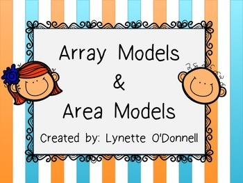 Array Models and Area Models