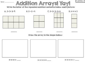 Array Practice!