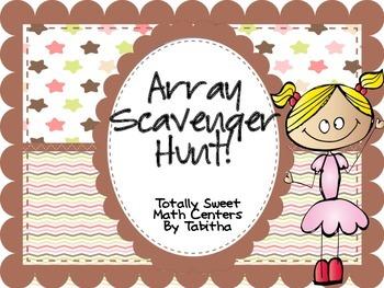 Array Scavenger Hunt