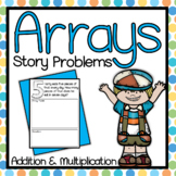 Arrays: Story Problems