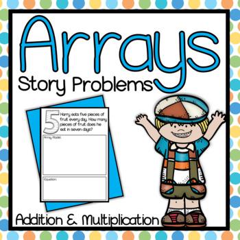 Arrays: Story Problems