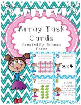 Array Task Cards