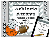 Array Task Cards with QR Codes