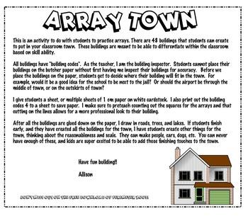 Array Town