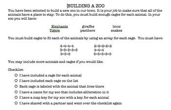 Array Zoo