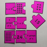 Array and Multiplication Puzzle