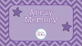 Array memory