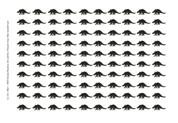 Array-o-saurs - Visual Resource for Learning Multiplication and Division