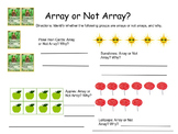 Array or Not Array?
