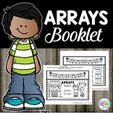 Arrays | Multiplication Arrays | Repeated Addition Arrays Booklet