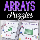Repeated Addition Arrays | Multiplication Arrays