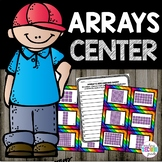 Multiplication Arrays | Math Centers 2nd Grade