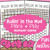 Arrays Activity - Multiplication Math Center {Rollin' in the Mud}