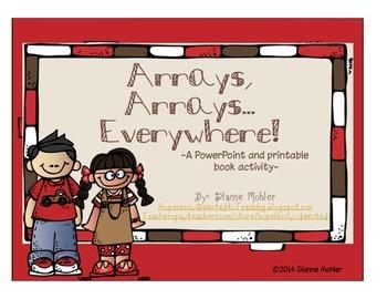 Arrays, Arrays...Everywhere!