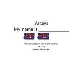Arrays Booklet