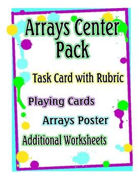 Arrays Center Pack