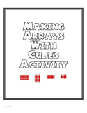 Arrays Cubes Activity