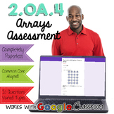 Arrays Digital Assessment - Google Forms